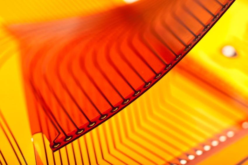 Semi rigid and flex circuit to high tolerance capabilities